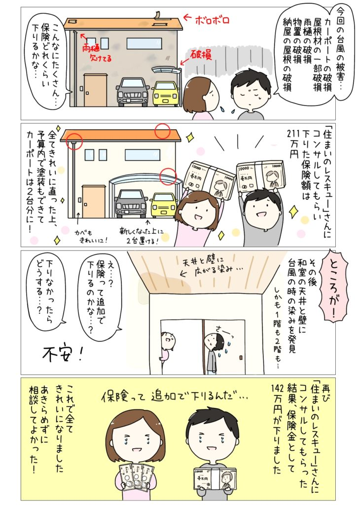 事業紹介 サービス紹介 マンガ