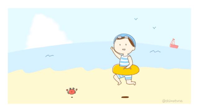 海遊びアイキャッチ